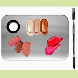 EVRIHOLDER Stainless Steel Makeup Artist Palette
